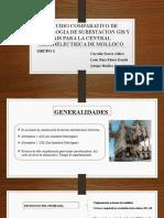 ESTUDIO COMPARATIVO DE TECNOLOGIA DE SUBESTACION GIS Y