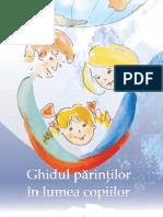 Ghidul parintilor in lumea copiilor