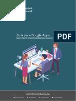 Guía para Google Apps