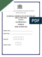 NCSE 2018 Math Paper II - 7th Feb 2018 - final.pdf