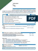 5.3 Plantilla CV 6.doc