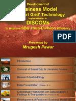 Research_Smart Grid_Mrugesh_Pawar