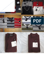Polo Sweater (l67)