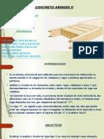 EXPOSICION DE CONCRETO II