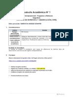 PA1 - TÉCNICAS DE ENTREVISTA Y OBSERVACIÓN