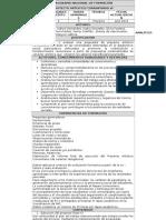 UNEARTE-PROGRAMA ANALÍTICO PAC VI