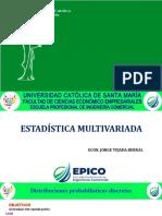 SESIÓN 2 - DISTRIBUCIONES DISCRETAS (1).pptx