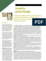 Peter Senge - Encuentro Drucker-Senge