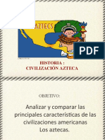 los aztecas 4 basico
