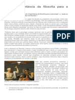 Qual a importância da filosofia para a Psicologia.pdf