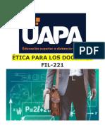 FIL-221 UNIDAD VII. EDIFICACIÓN DEL CARÁCTER SOCIAL DEL MAESTRO