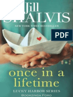 9. Once in a Lifetime - Jill Shalvis