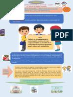 DPCC 5° - SEM 29 RECONOCEMOS NUESTRAS RESPONSABILIDADES FRENTE A LA SALUD INTERGRAL