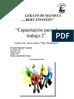 Capacitación para el trabajo - Proyecto.docx