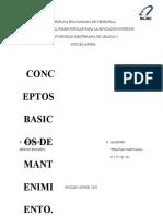 ACT. SUM. 1 MANTENIMIENTO ELECTRICO