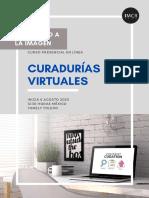 CURADURIAS VIRTUALES