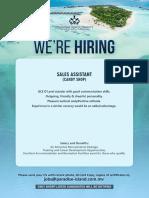 Job Ad 30 Oct 2020
