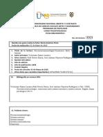 Ficha Bibliográfica Psicoinmunologia
