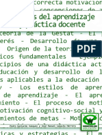 Teorias del aprendizaje y pract - Gallardo Vazquez, Pedro; Camach