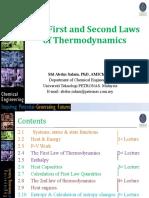 2.Thermodynamics 1st & 2nd
