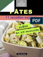 11 recettes express prêtes en 15 minutes  alix fournier