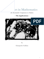 Drumset In Mathematics  - The Applications