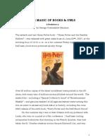 Harry Potter Story