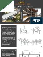 11 - DESIGN OF ONE-WAY SLABS.pdf