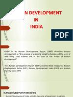 HUMAN DEVELOPMENT IN INDIA.pptx