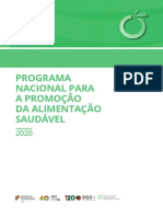 Programa Nacional de Promoção da Alimentação Saudável