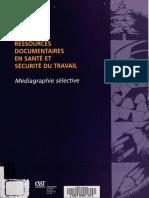 RESSOURCES DOCUMENTAIRES EN SANTE ET SÉCURITÉ AU TRAVAIL.pdf