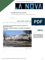 Território _ 'Habitar Famalicão' é Estratégia Municipal Para Habitação 29102020