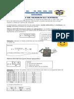 Teoria y Problemas de Medidas de Tendencia Central II Ccesa007