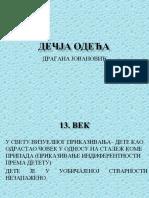 DETINJSTVO KULTURA I VASPITANJE 2.ppt