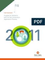 Full Sail VA Handbook