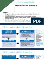 Data and Analytics Scenarios Assignment - SenadosKM