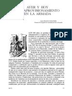 AYER Y HOY DEL APROVISIONAMIENTO EN LA ARMADA.pdf