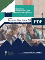 FUNDAMENTOS PSICOPEDAGÓGICOS DE LA EDUCACIÓN SUPERIOR GRUPO A