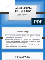 WATER SUPPLY TECHNOLOGY.pptx