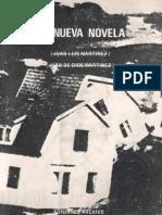 Martinez Juan Luis - La Nueva Novela