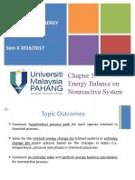 W11 and 12 Chap 5 Energy Balance on Nonreactive Processes