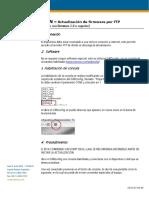 Guia Rapida - Actualización cLAN por FTP (firmware 2.0 o superior) r5