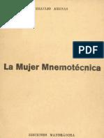 Braulio Arenas - La Mujer Mnemotecnica