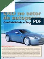 END no setor Autopeças
