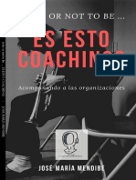 Es esto coaching - Jose Maria Mendibe