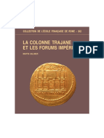 Galinier M._La Colonne Trajane et les Forums impériaux