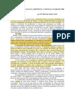 POLÍTICAS DE EDUCAÇÃO E ASSISTÊNCIA à INFANCIA NO BRASIL PRE LDB