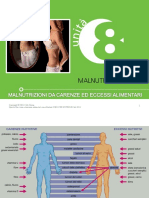 malnutrizioni dca allergie