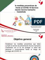 Capacitación Protocolo COVID-19