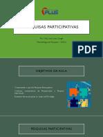 Pesquisas participativas